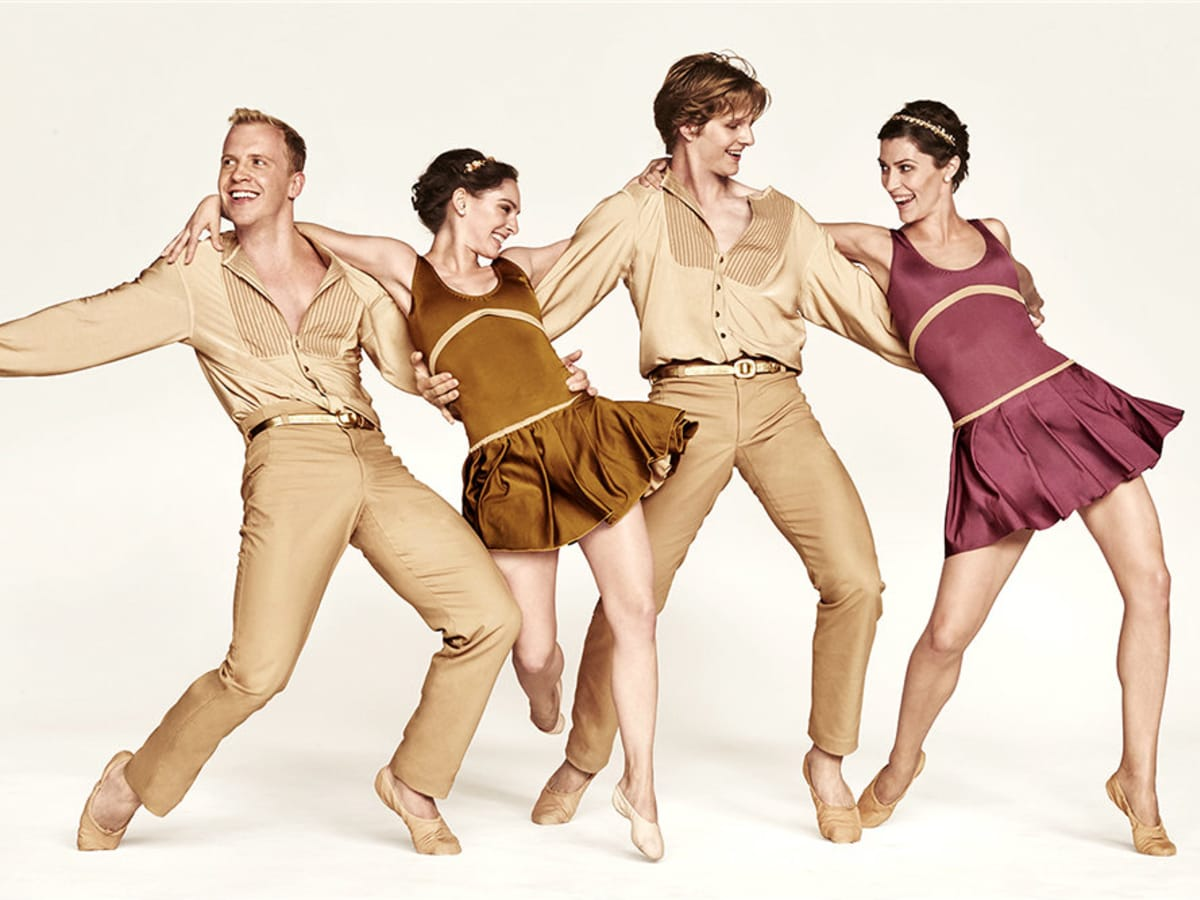 Twyla Tharp 50th anniversary tour