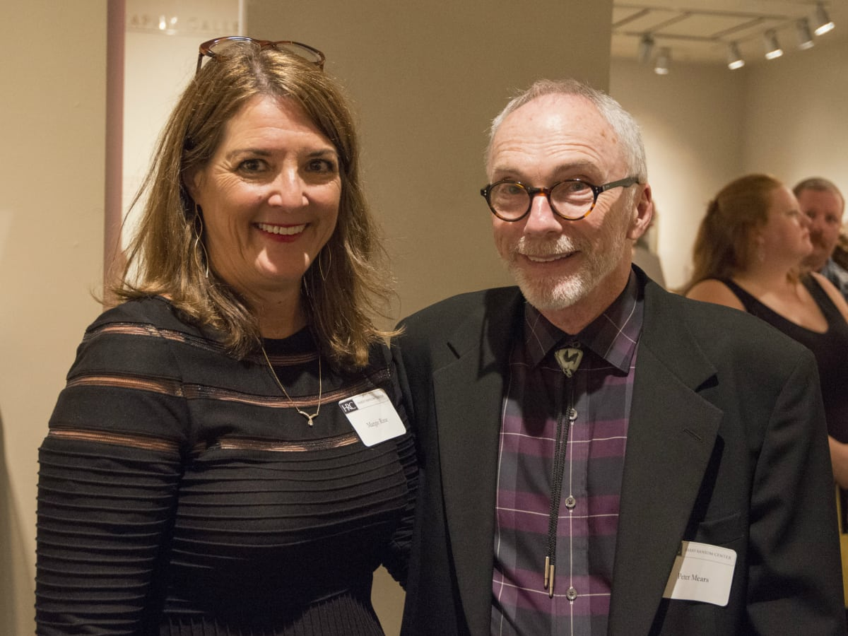 West by Southwest Harry Ransom Center Margaret Rine and Exhibition Curator Peter Mears September 2015