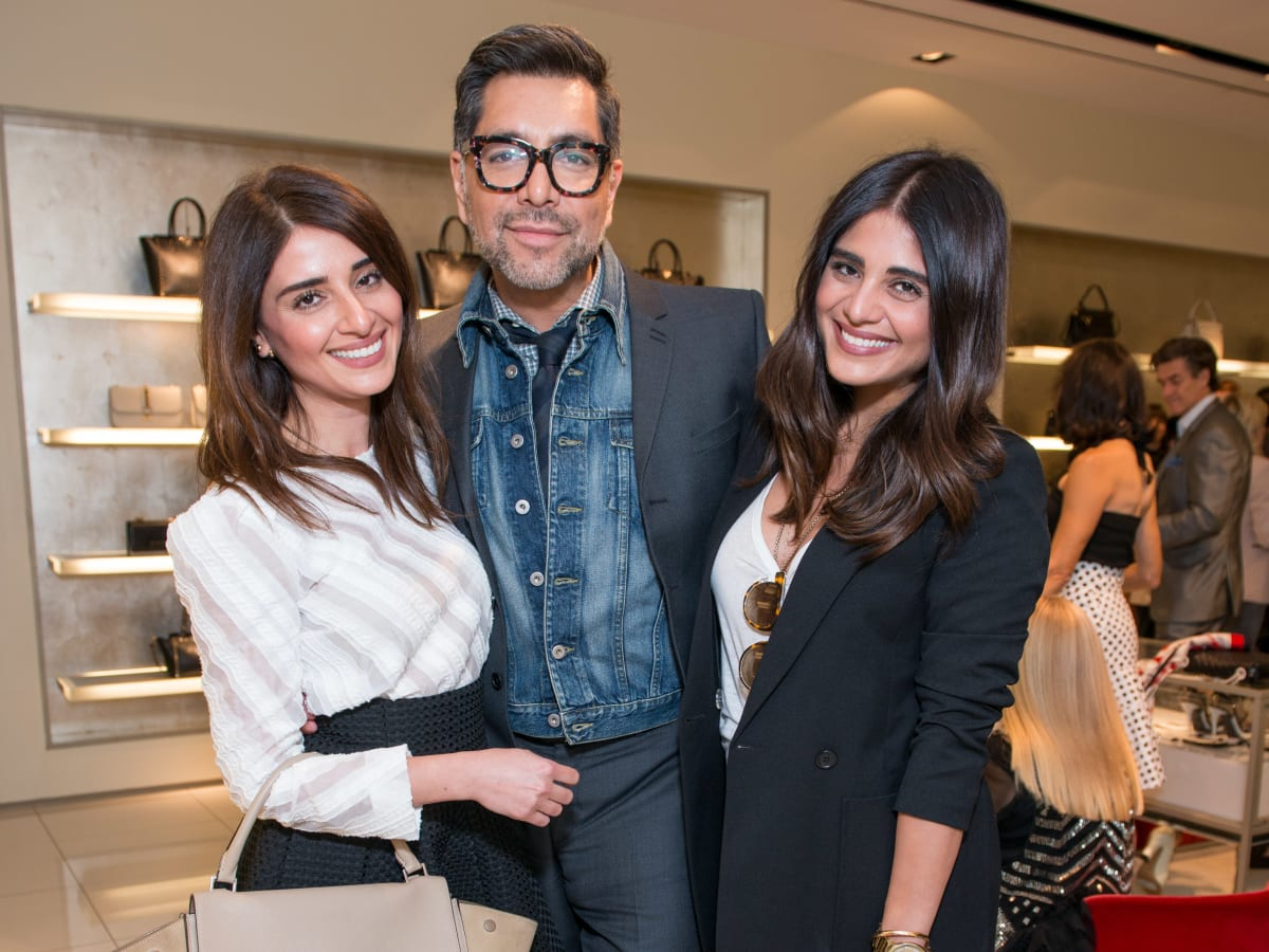 News, Shelby, Heart of Fashion Valentino party, Sept. 2015, Saba Jawda, Ceron, Sarah Jawda