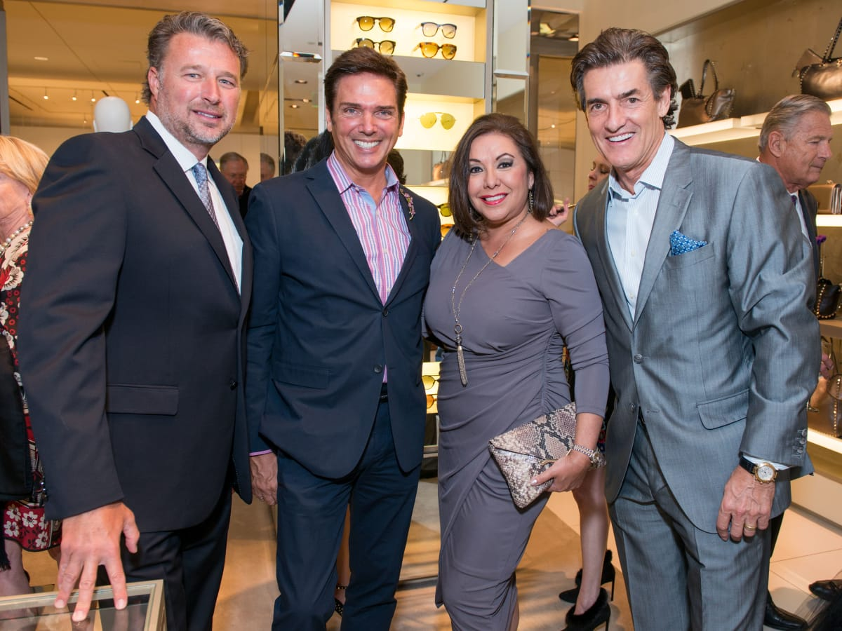 News, Shelby, Heart of Houston, Valentino, Sept. 2015, James Dorsett, Lenny Matuszewski, Debbie Festari, Nick Florescu
