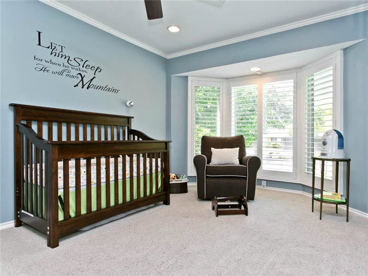 Nursery at 9722 Boedecker in Dallas