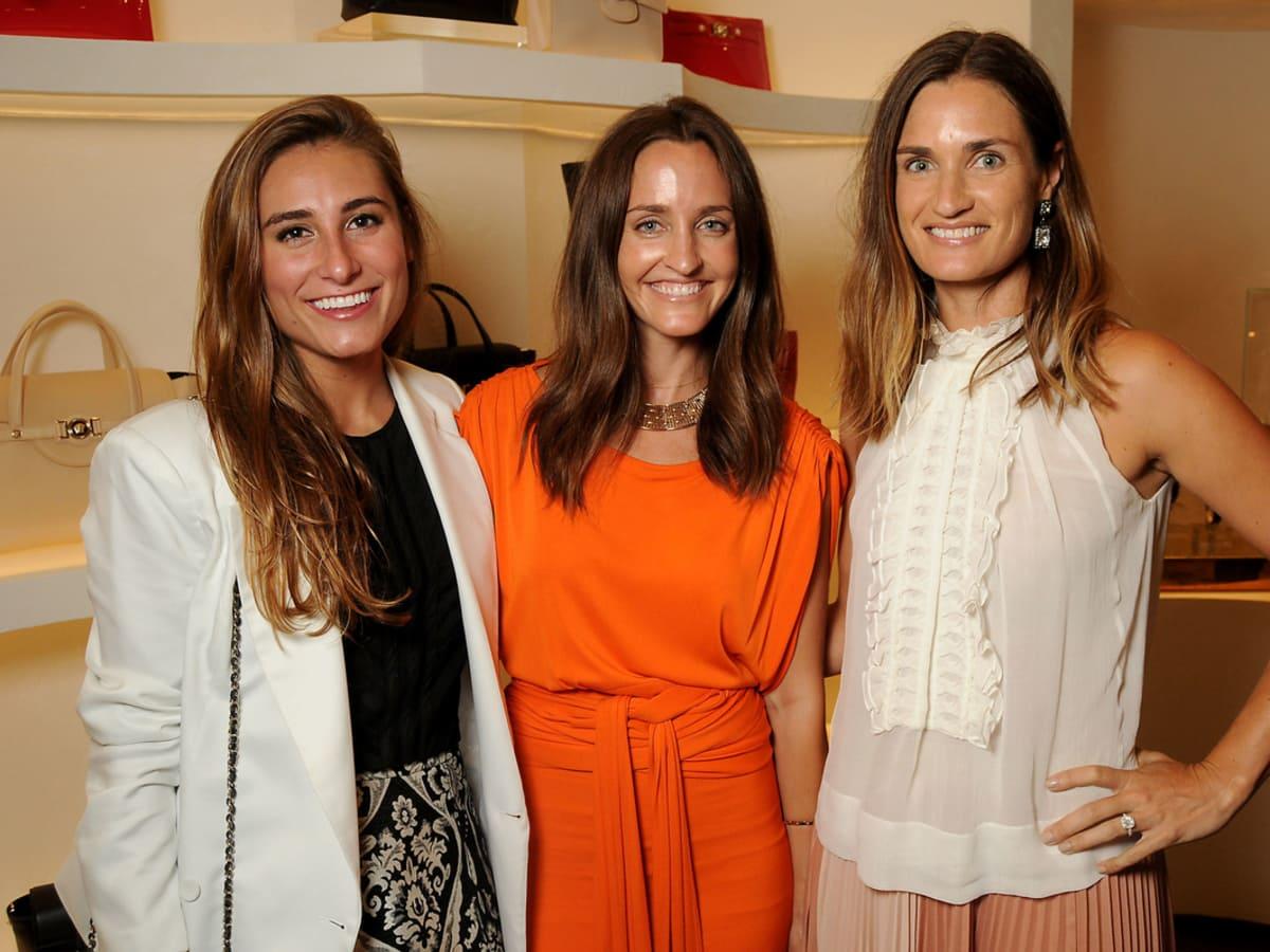 Houston, Vogue Simon Fashion Show, September 2015, Diandra Breen, Katie McClure, Erin Breen