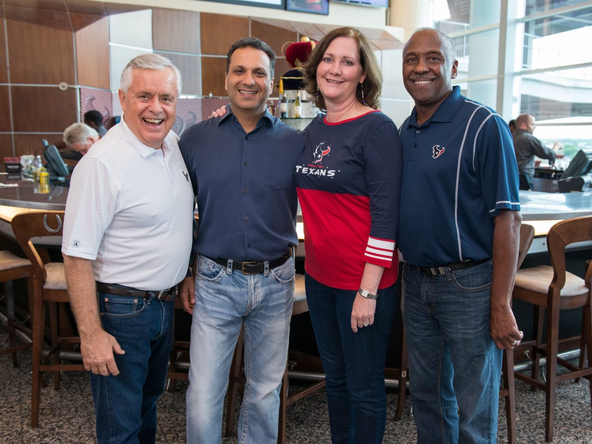 Fantasy Football draft 2015 Don Sweat, Darayus Pardivala, Diane Englet, Fred Newhouse