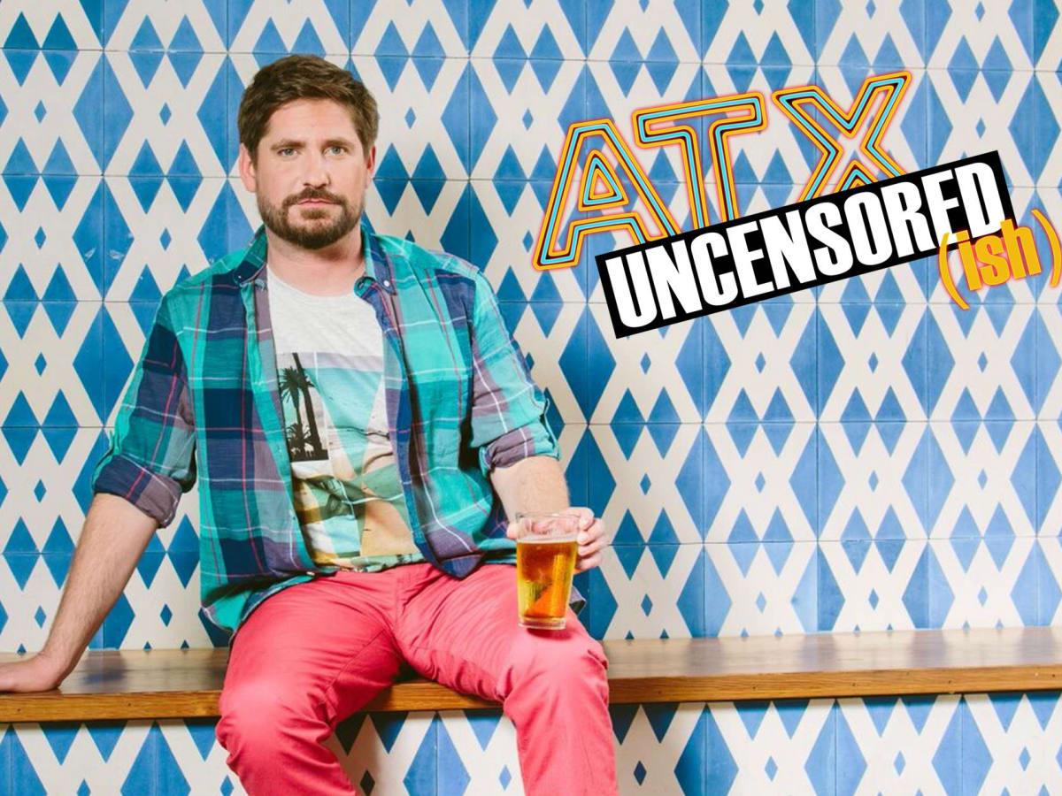 Brian Gaar comedian comic ATX Uncesoredish CW Austin 2015