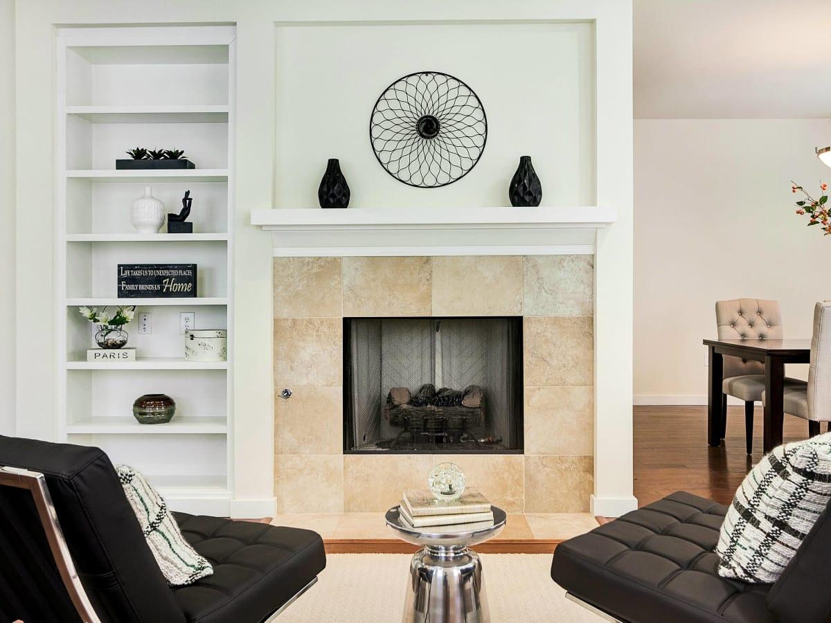 6 fabulous fireplaces that add spark to Dallas homes - CultureMap Dallas