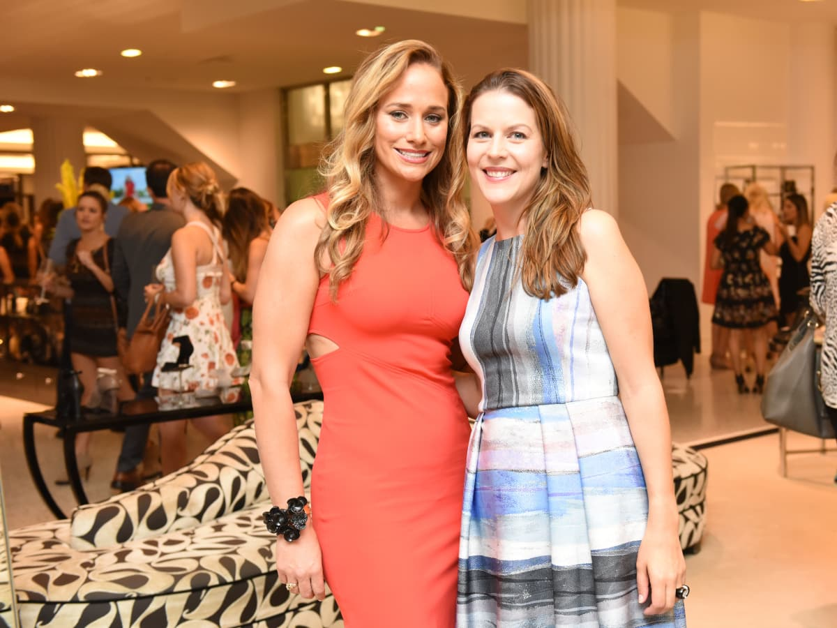 News, Shelby, Fresh Faces of Fashion, Sept. 2015, Michelle Mendenhall, Beverly Simons