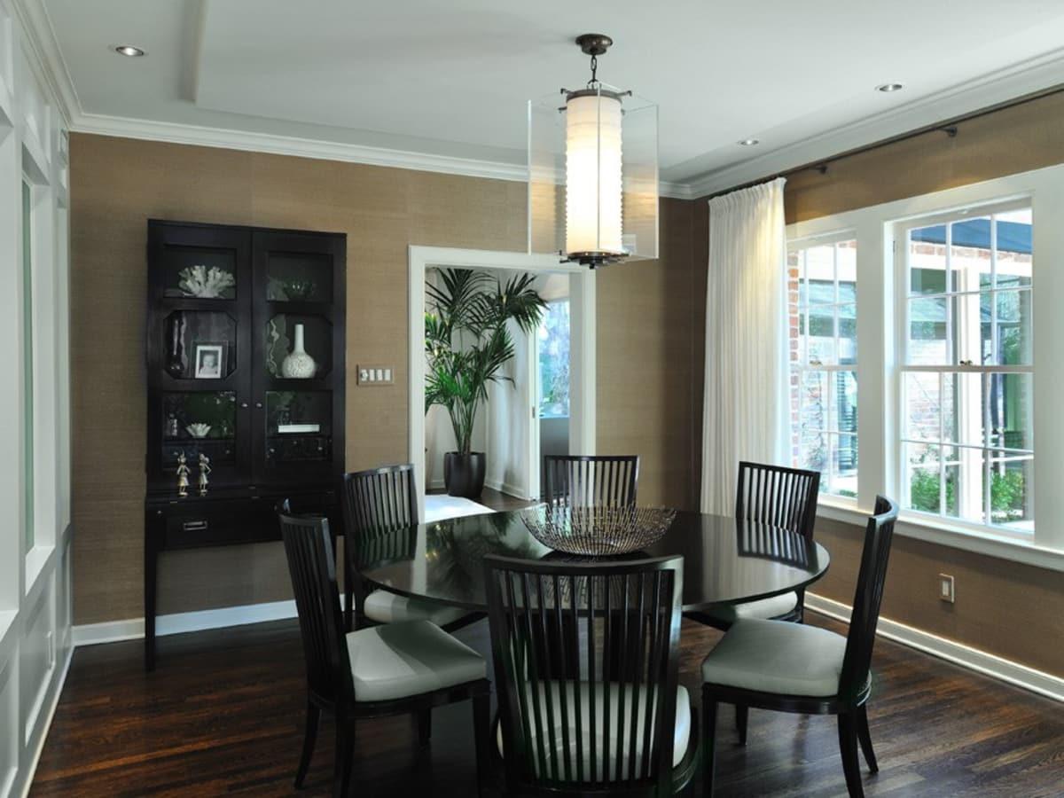 Porch.com Four Square Design Studio dining room