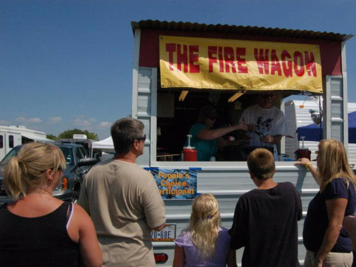 Bedford Blues and bbq