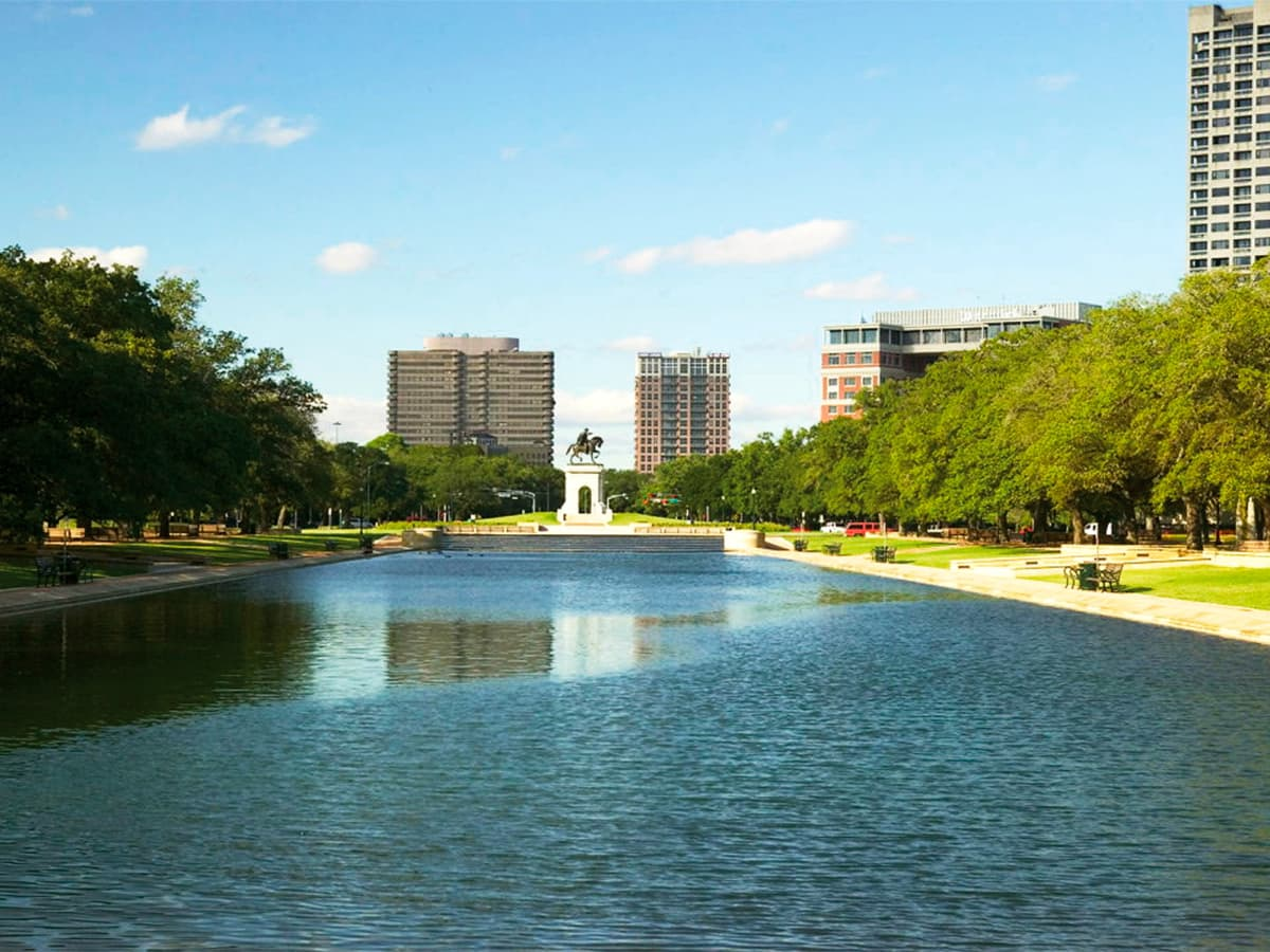 Houston, Urban Flats Condos_August 2015, Hermann Park