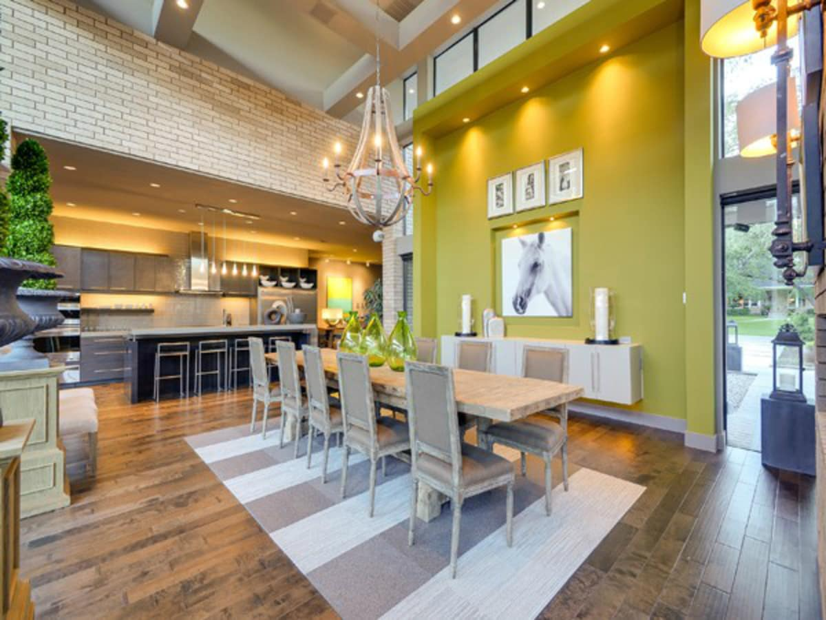Porch.com Dallas dining room