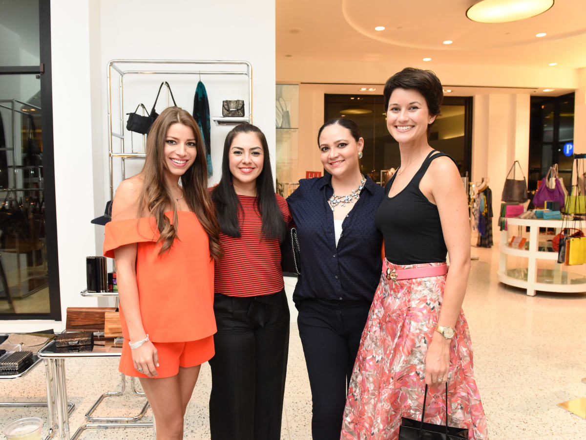 News, Shelby, Women of Wardrobe Back to School, Aug. 2015, Olivia Reagan, Karla Gutierrez, Elvia Canseco, Whitney Garibay
