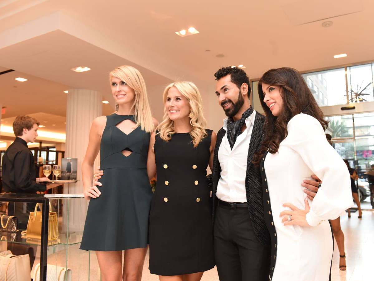 News, Shelby, Women of Wardrobe Back to School, Aug. 2015, Kendall Hanno, Shannon Addison, Fady Armanious, Maria Lowrey
