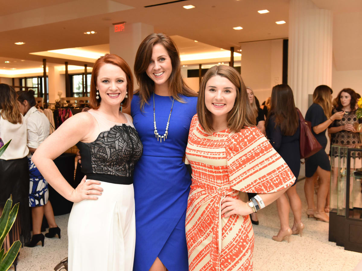 News, Shelby, Women of Wardrobe Back to School, Aug. 2015, Amanda Johansen, Jessica Mallett, Allie Heath