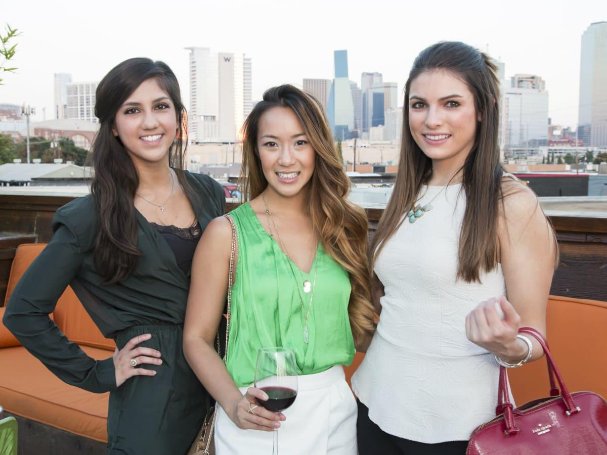 Brittany Borrego, Olivia Trinh, Alex Tripulas
