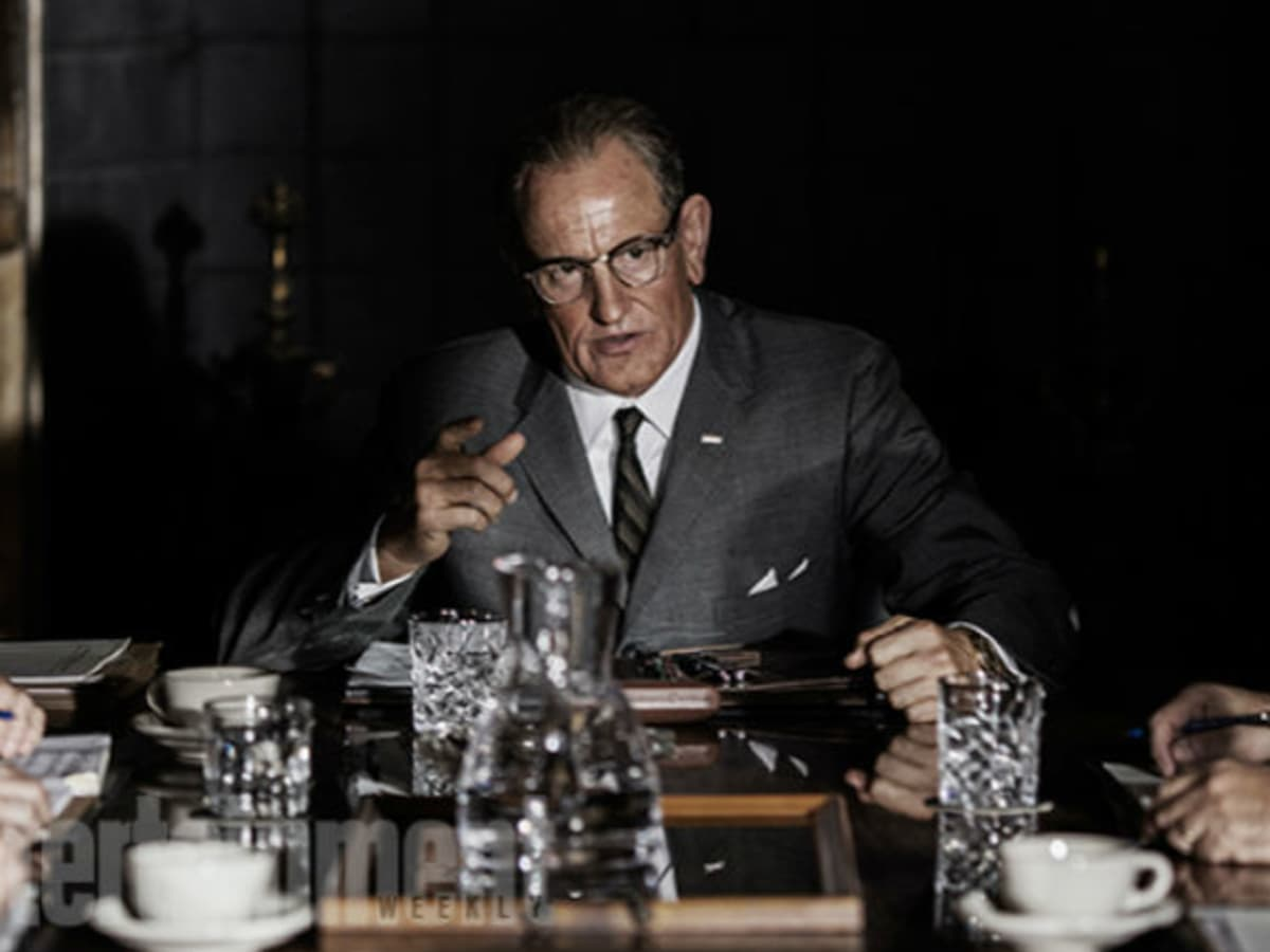 LBJ Woody Harrelson