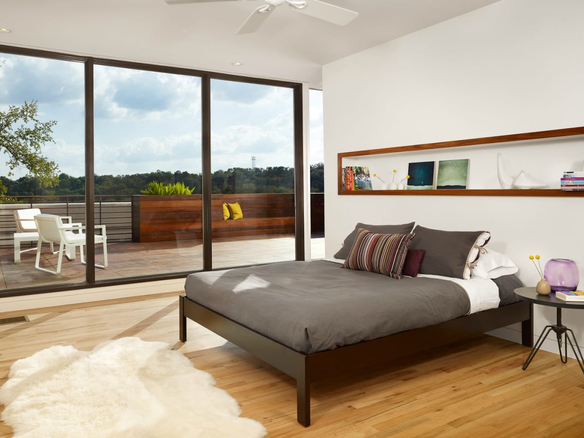 Risher Martin Fine Homes Bedroom
