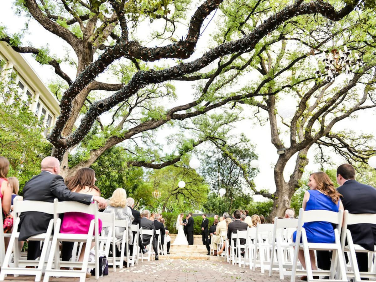 Austins Best Wedding Venues For The Day Of Your Dreams Culturemap