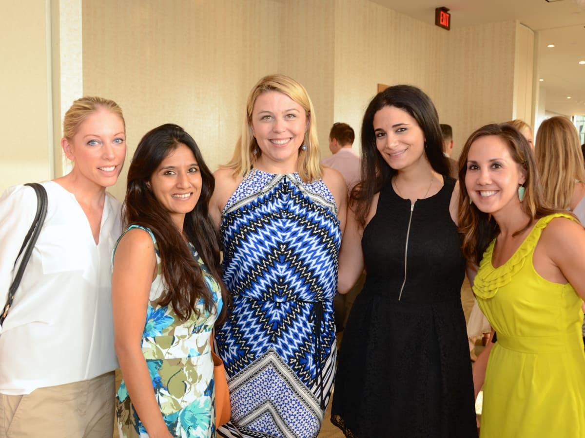 YP Zoo Aug 2015 Jennifer Lawson, Kashmira Wadekar, Dede King, Mira Haykal, Sherril Foley