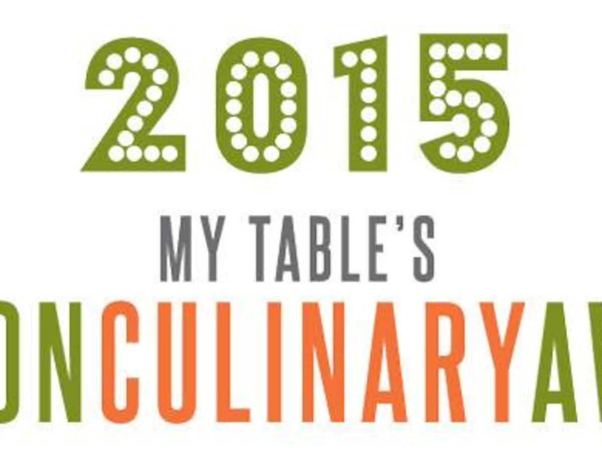 My Table Houston Culinary Awards 2015