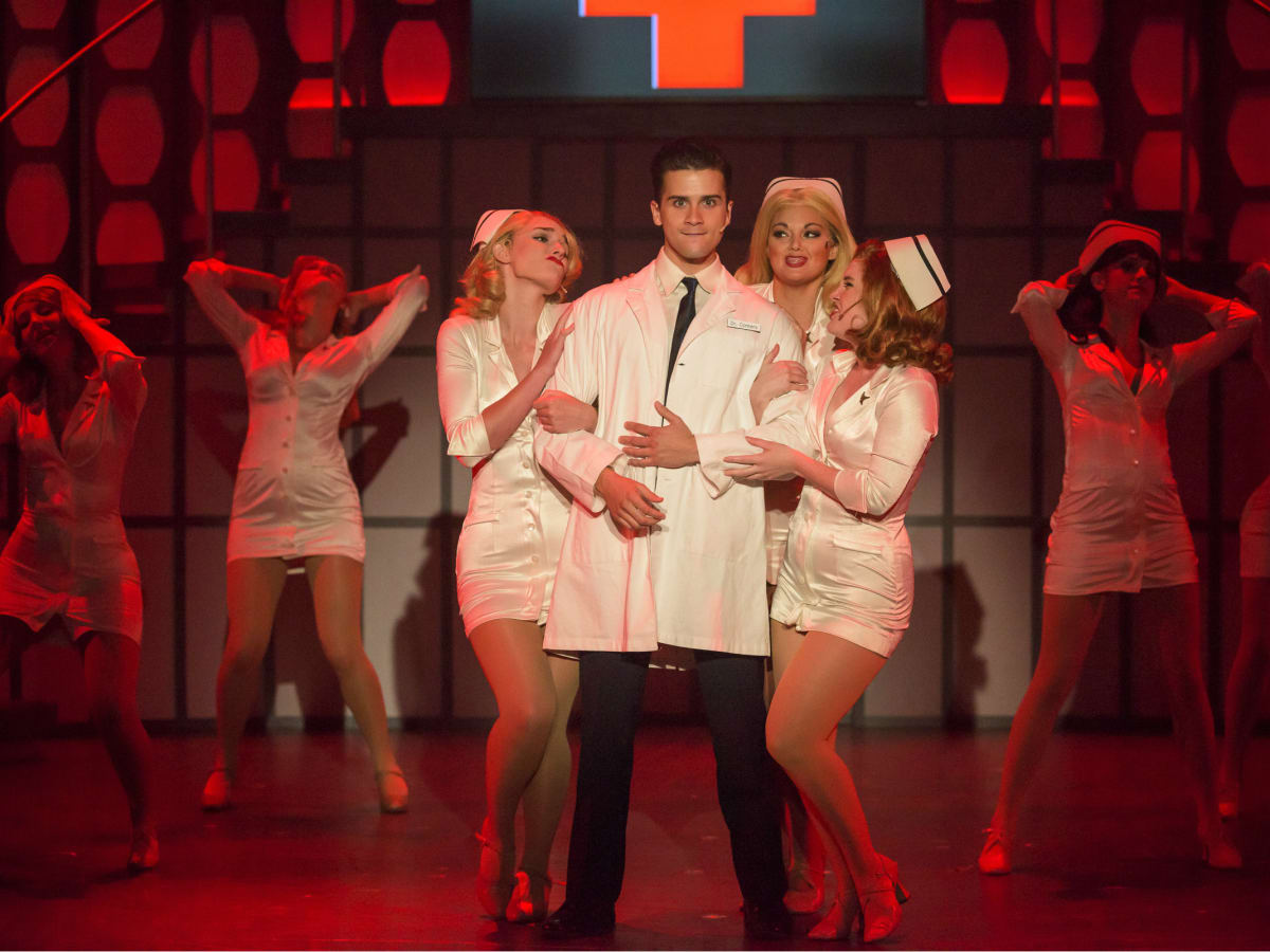 """Catch Me If You Can"" at Uptown Players in Dallas"