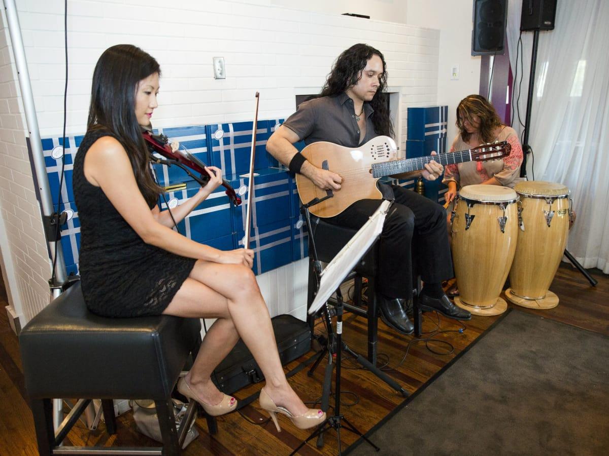 Russ Hewitt Trio at Mesero