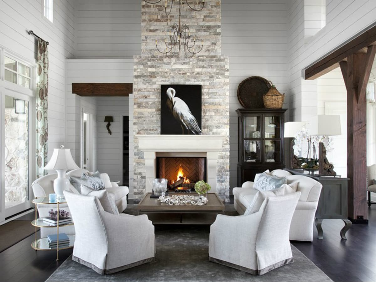 Luxe living rooms 1 6 Austin homes