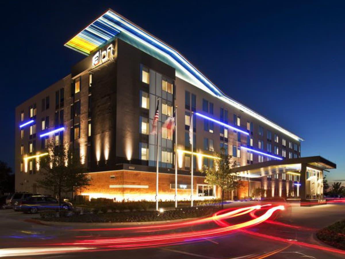Aloft Plano hotel