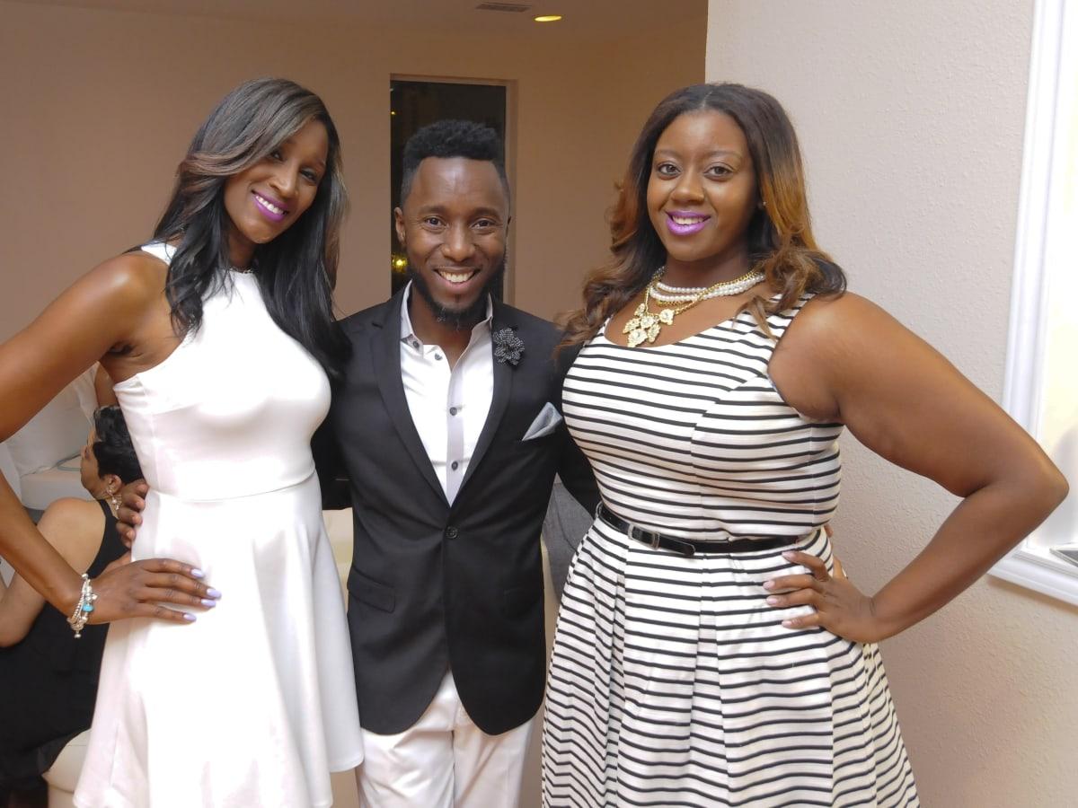 News, Shelby, Random Act of Kindness Kick-off, July 2015, Tiffany Black, Brian K. Walker, La'Torria Lemon