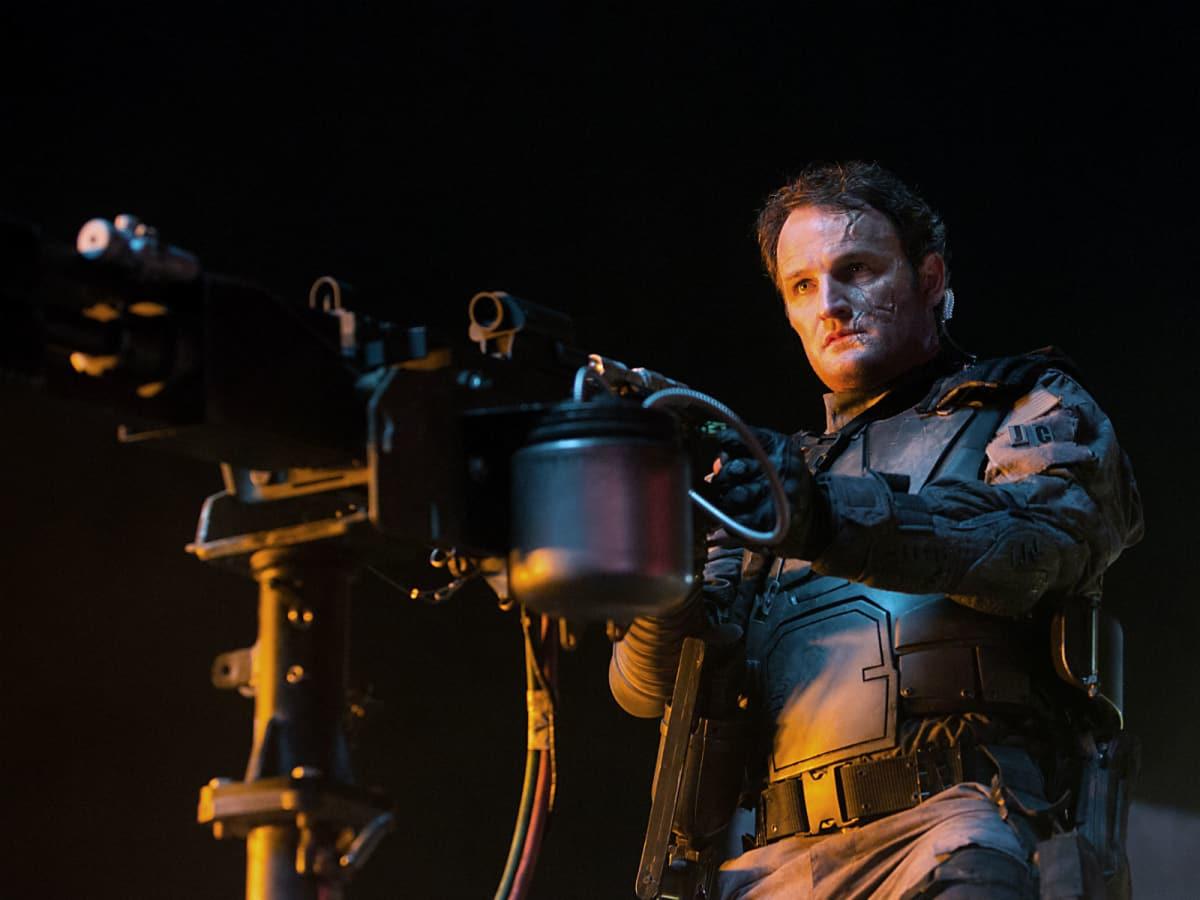 Jason Clarke in Terminator Genisys
