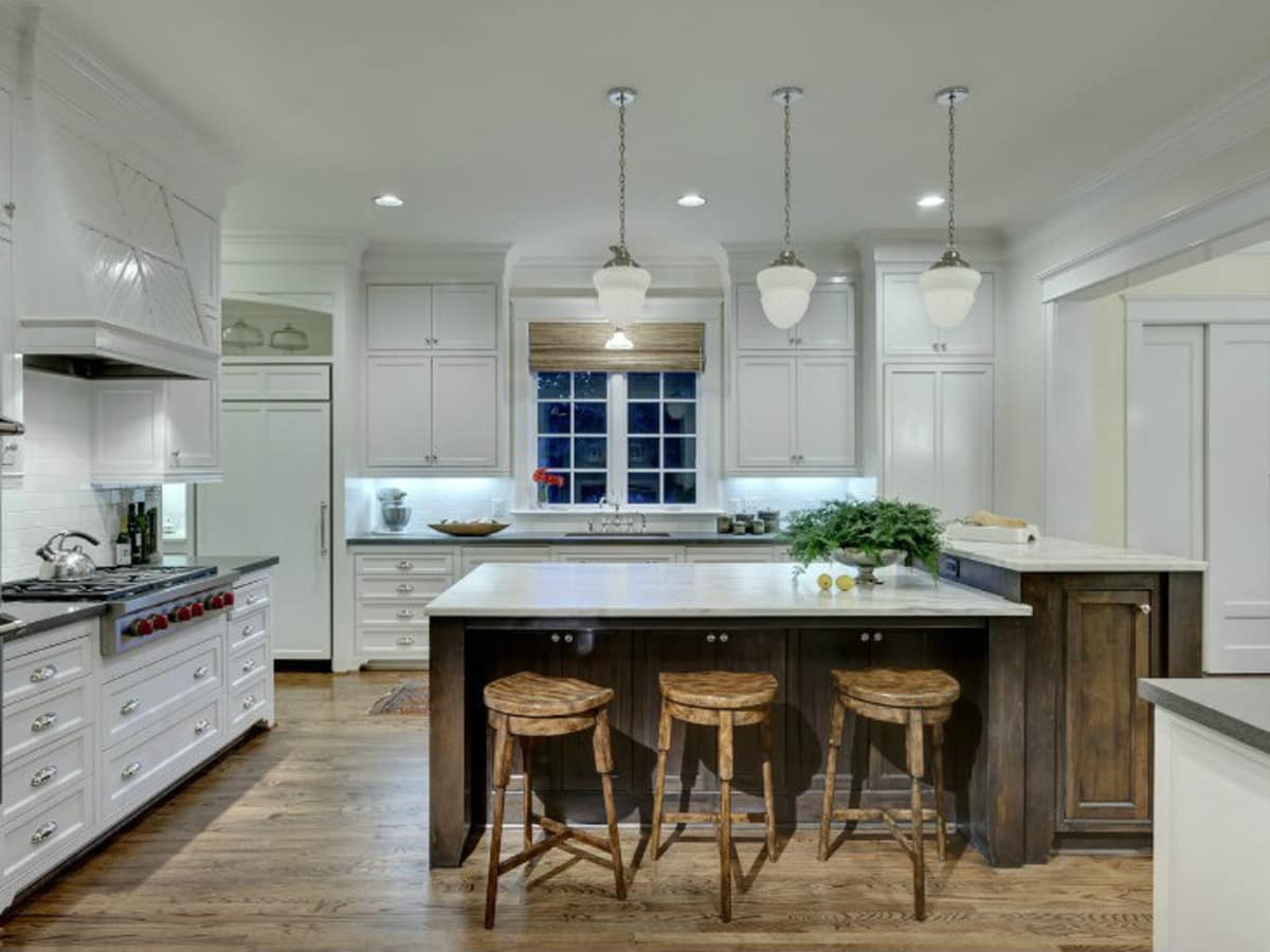 Kitchen designed by Domiteaux & Co.