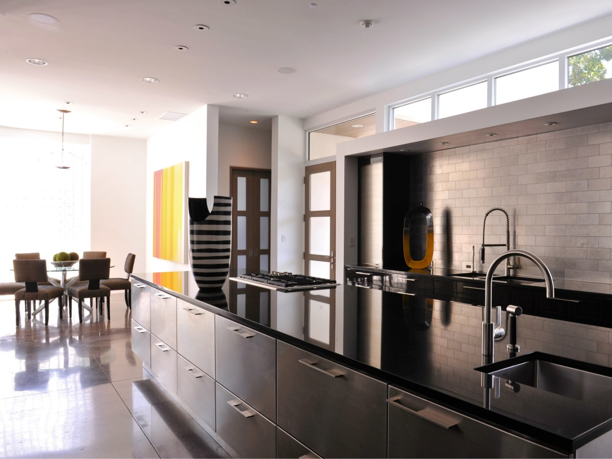 Kitchen designed by Key Residential