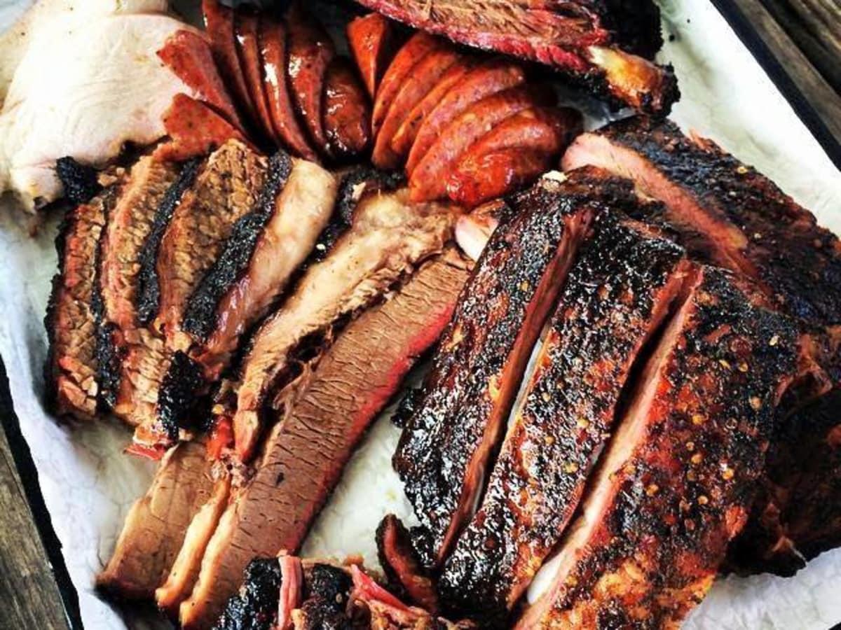CorkScrew BBQ meat plate