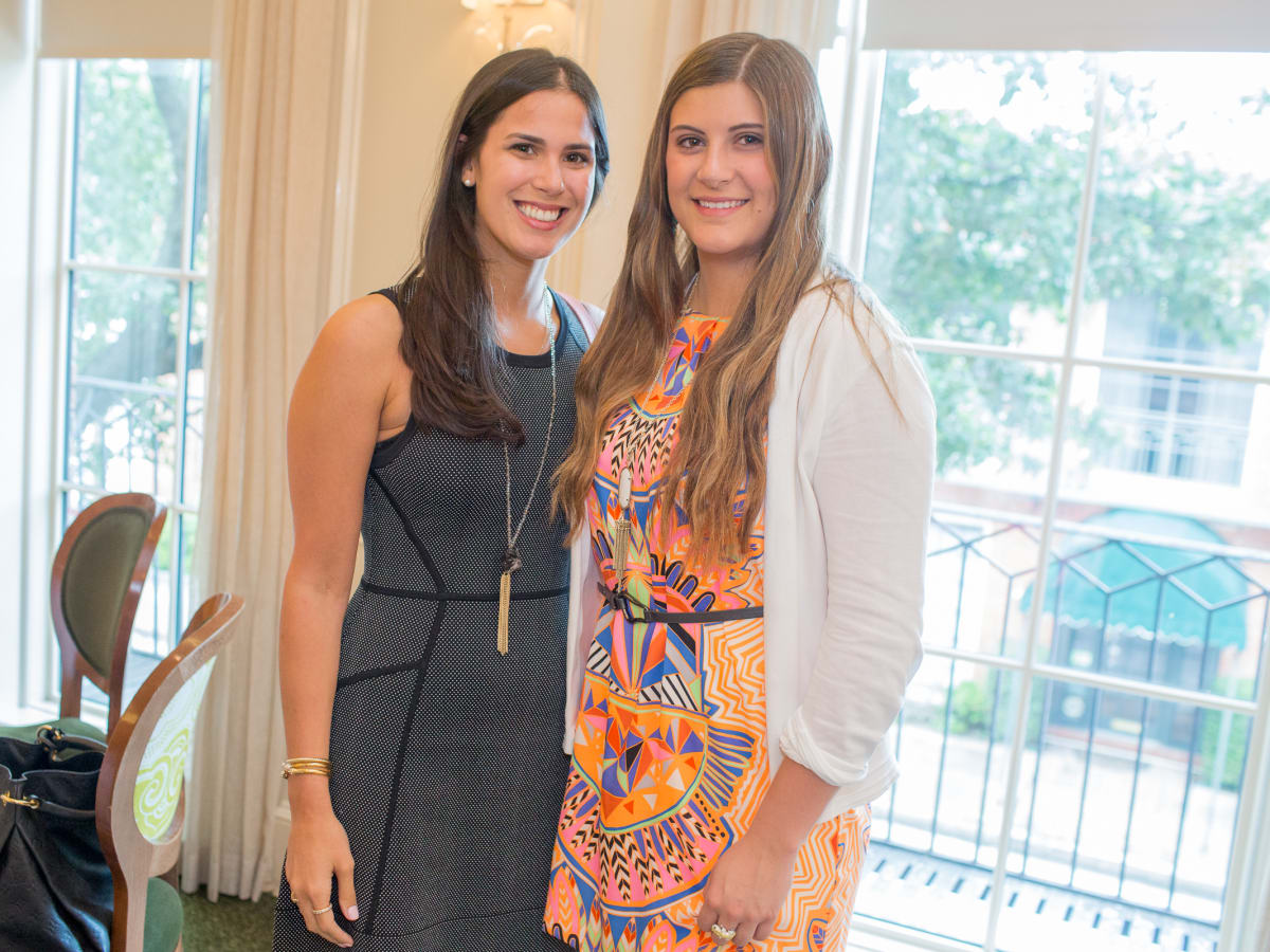 News, Shelby, Cheers 4 Charity kick-off, June 2015, Nina Bhatia, Kendall Plank