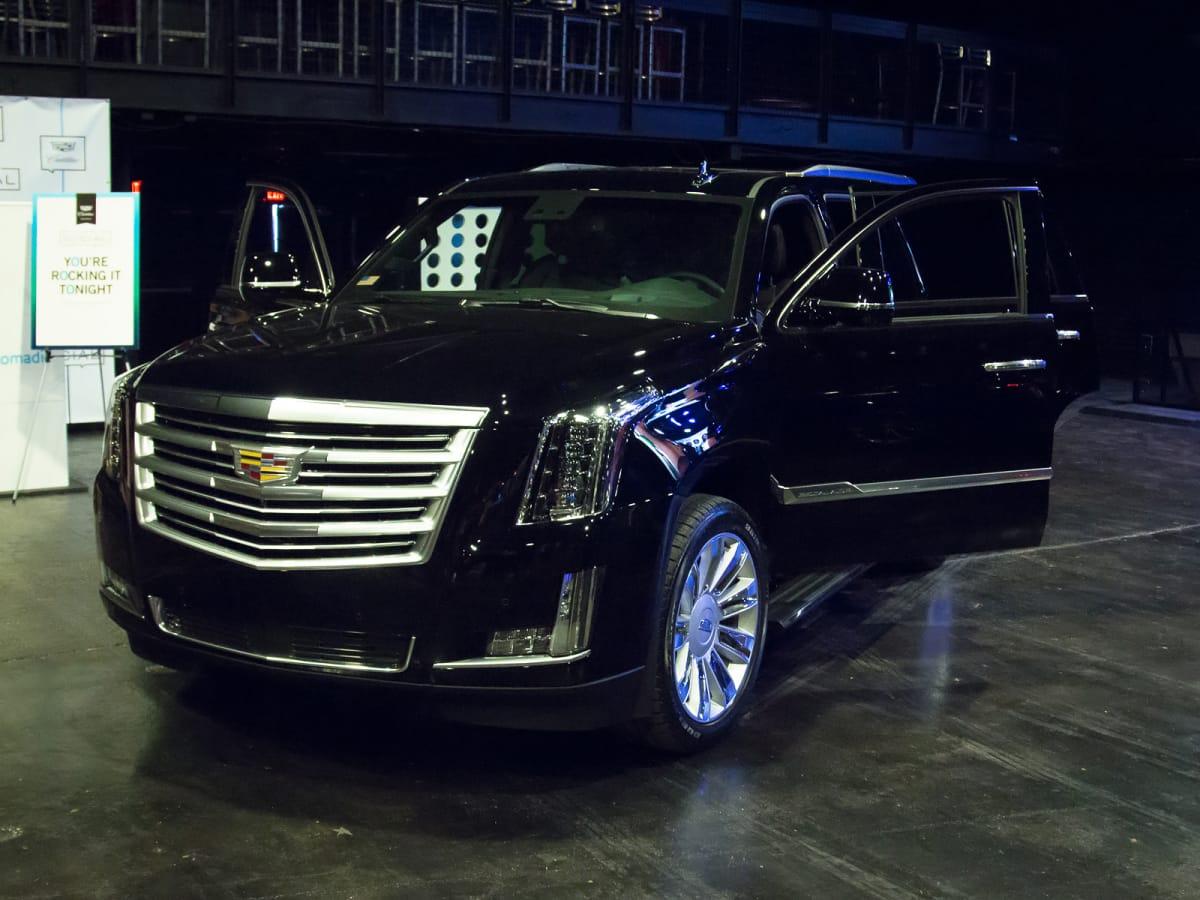 Cadillac at Music Social 2015