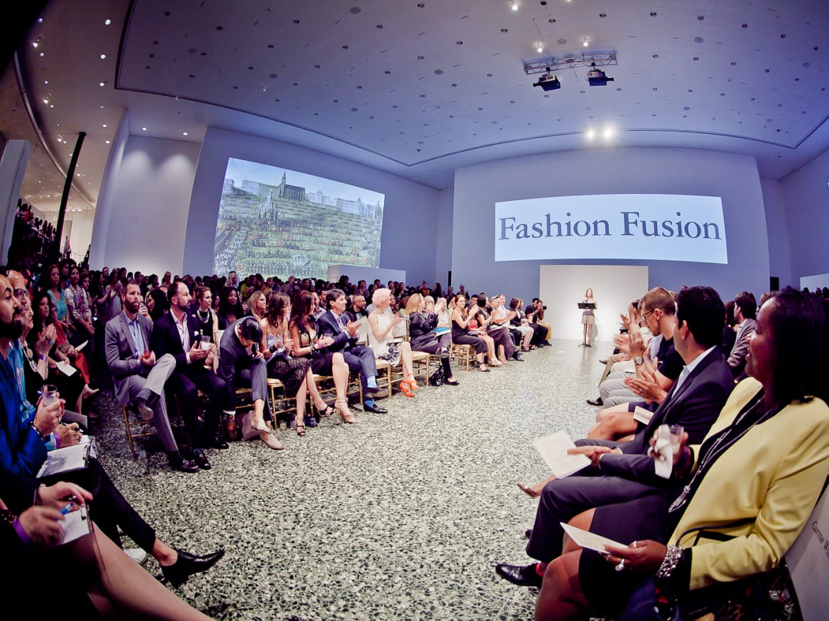 Houston, Fashion Fusion, June 2015, runway