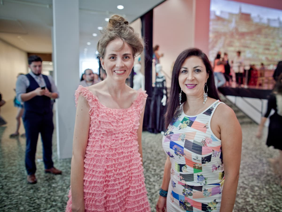 Houston, Fashion Fusion, June 2015, Heather Petrey, Deborah Elias
