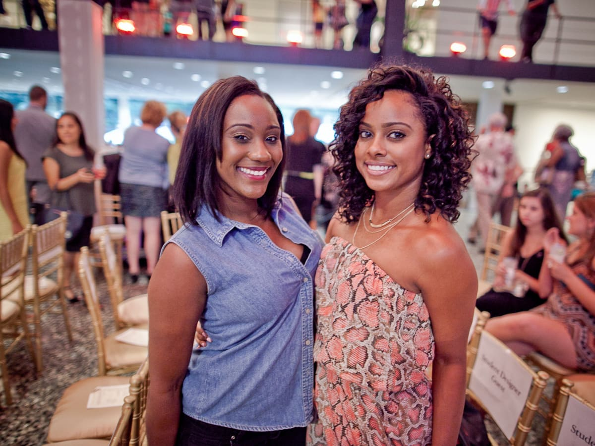 Houston, Fashion Fusion, June 2015, Alexie Jones, Marsha McClemmon
