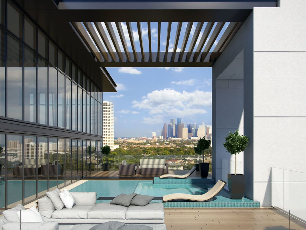 News, Shelby, The River Oaks condos, June 2015