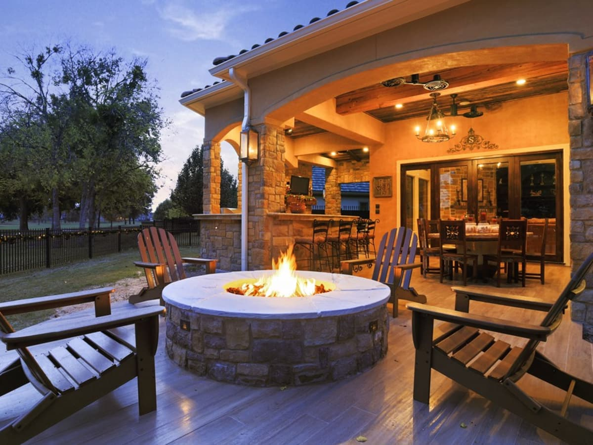Porch.com Texas Custom Patios