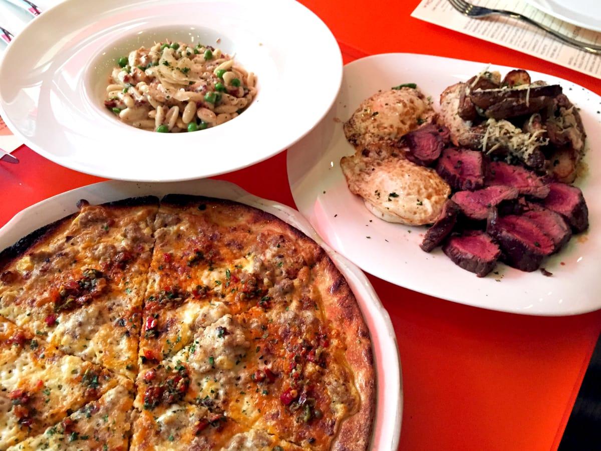 Due Forni Restaurant Austin
