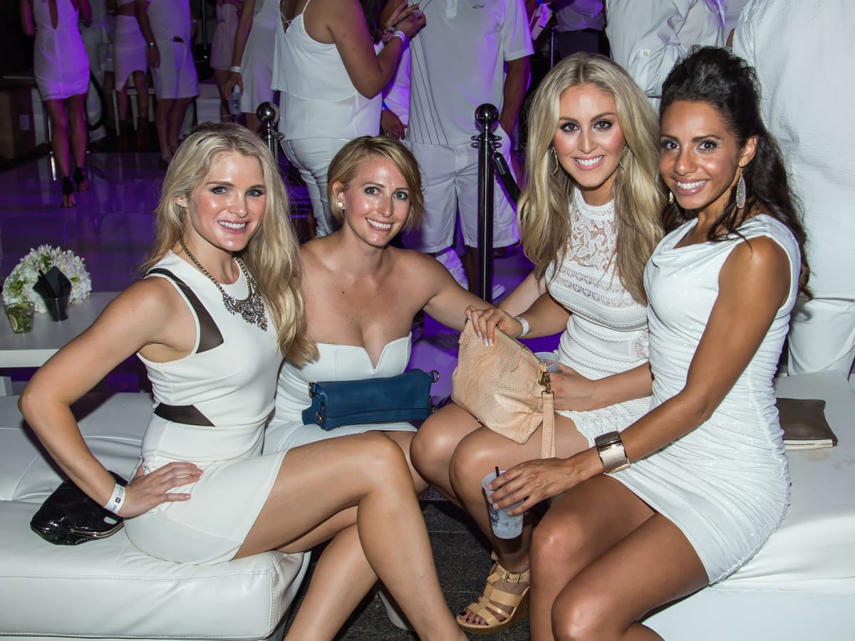 WYF White Party 2015
