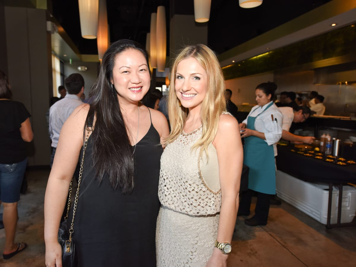 News, Shelby, Curry Crawl , June 2015, Mai Pham, Katherine Whaley