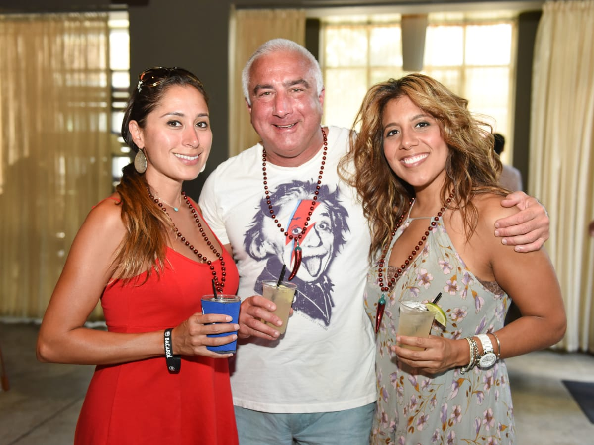 News, Shelby, Curry Crawl, June 2015, Candice Taylor, Sam Mendicino and Lenny Jimenez