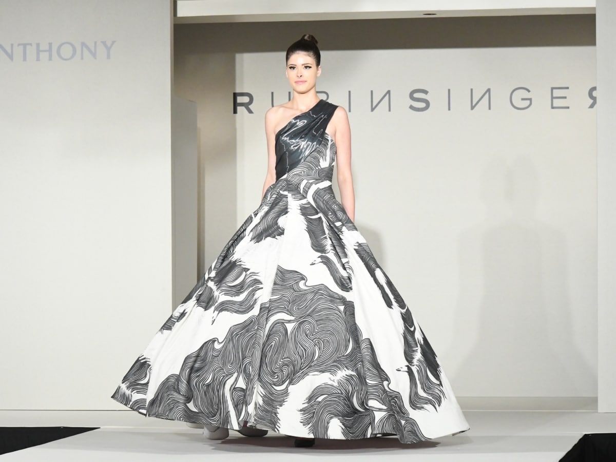 Rubin Singer fall 2017 collection at Passion for Fashion