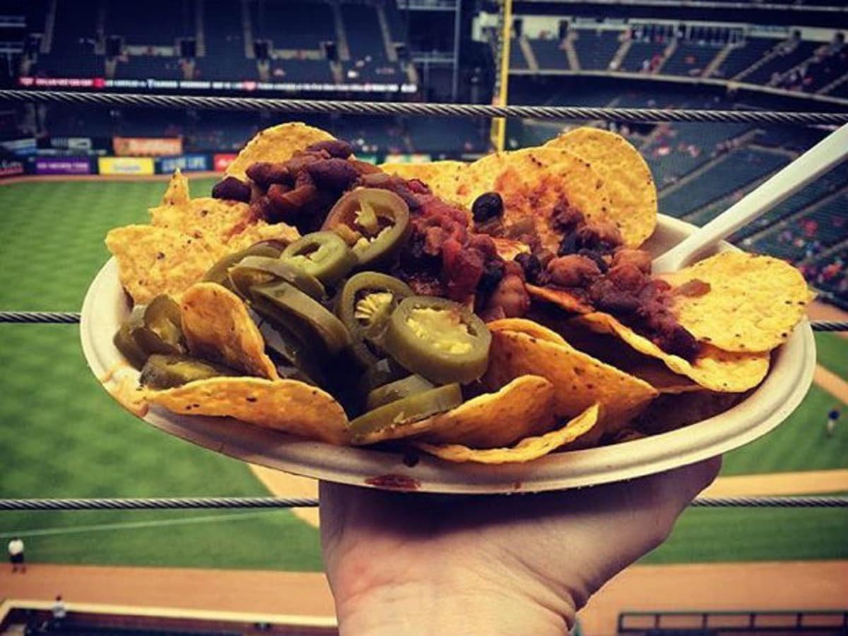 Texas Rangers vegan