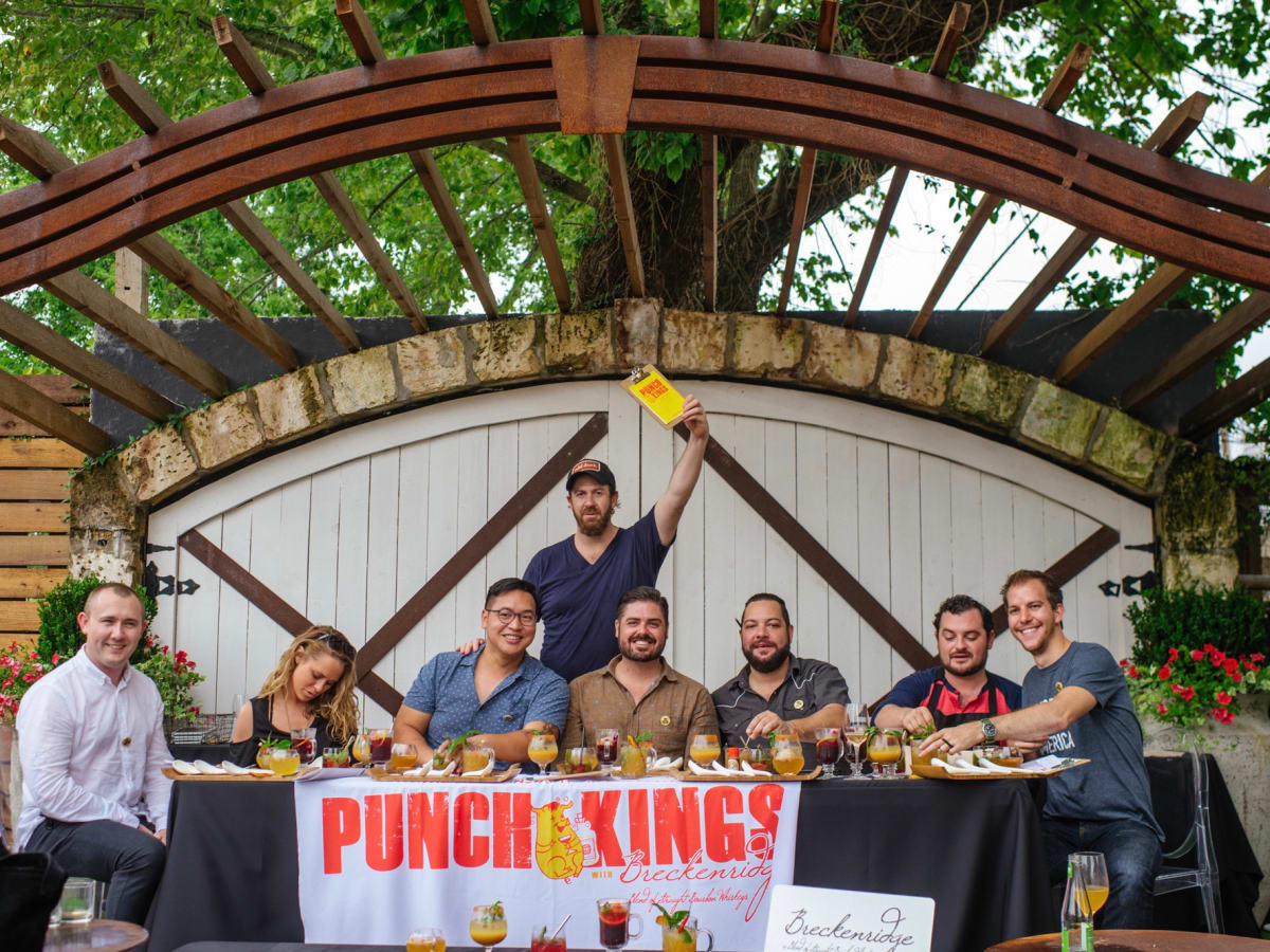 Cochon 555 punch kings judges