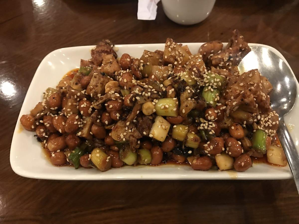 Chengdu Taste - diced rabbit