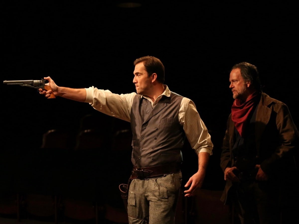 Stages Theatre-Man Who Shot Liberty Valance (David Matranga and Josh Morrison)