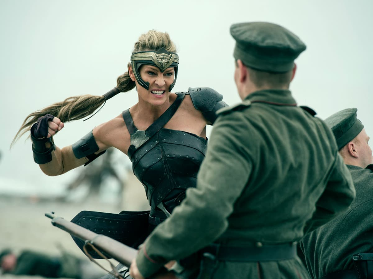 Robin Wright in Wonder Woman