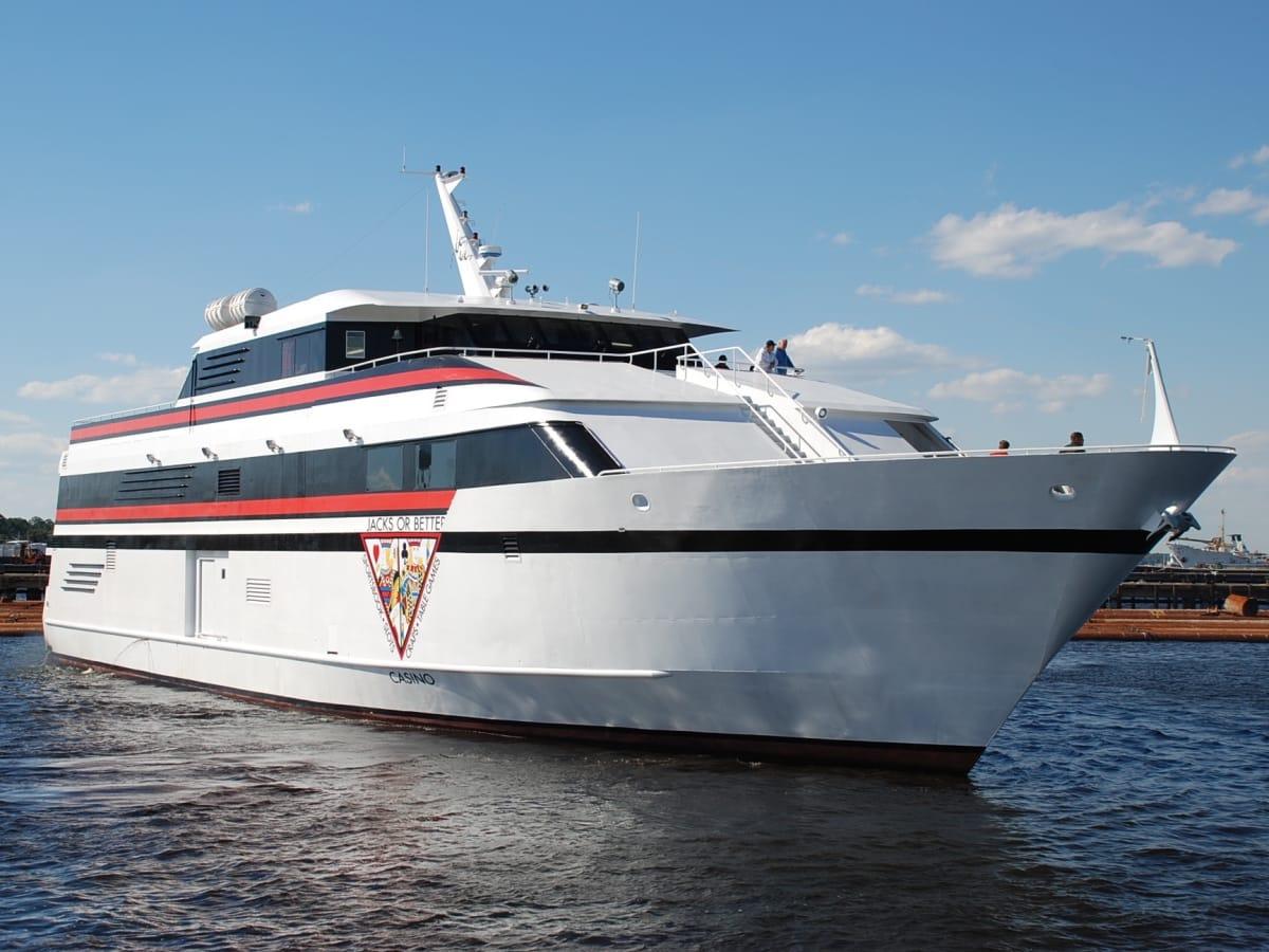Jacks or Better gambling boat casino